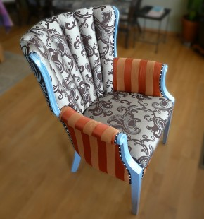 Quick DIY Upholstery