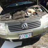 volkswagen passat oil change