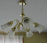 granny-style chandelier
