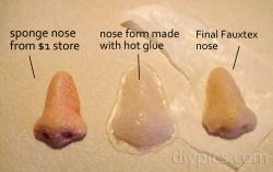 fauxtex nose