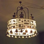 15 minute chandelier