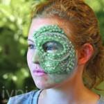reptilian makeup